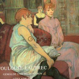 Bildband von  Toulouse Lautrec
