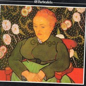 Vincent Van Gogh,   Bildband mit 48 Farbtafeln