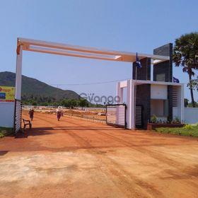 Residential  plots for sale at 'kothavalasa' in visakhapatnam city
