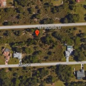 Land for Sale 0.23 acre, 481 Bounds Street, Zip Code 33954