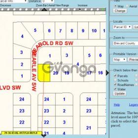 Land for Sale 0.25 acre, 775 20th Avenue, Zip Code 32909