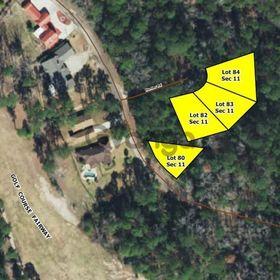 Land for Sale 0.17 acre, 24 Pinehurst, Zip Code 75931