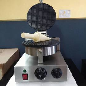 Single Plate Electric Cone Maker!