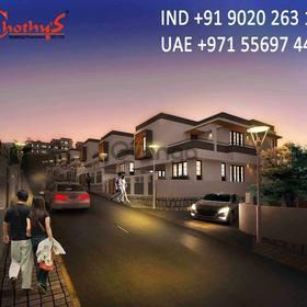 Luxury Homes Karumom Punchakari Road