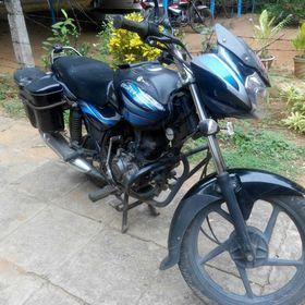 Bike Bajaj Discover 100cc, Year 2010, 32000 KM