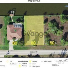 Land for Sale 10 acre, 15488 Melport Cir, Zip Code 33981