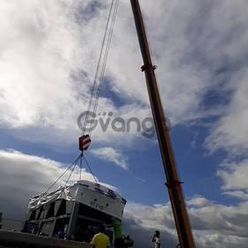 Mobile Crane Rental, Trucking and Rigging Services