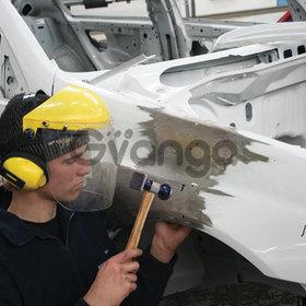 Panel beating, pipe fixing, plumbing courses