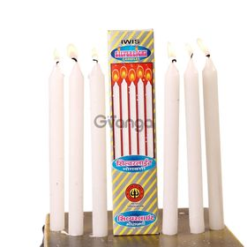 Pillar candles-white candles-tealight candles manufacturer indian wax industries