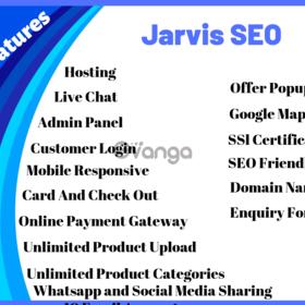 Jarvis SEO digital marketing services
