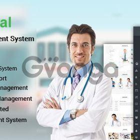 Hospital Management System software with Website