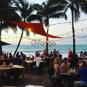 Cabarete Beach Bar & Restaurant plus stores and 2 story apartment