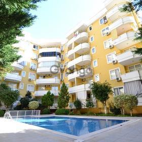 Wonderfull 2+1 apartment on the Meditarian beach