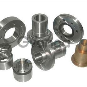 Stainless Steel Threaded Parts