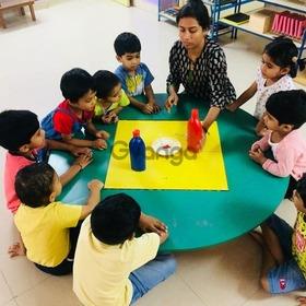 Montessori School in Hyderabad