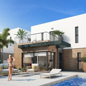 3 Bedroom Townhouse for Sale 0.96 a, Algorfa