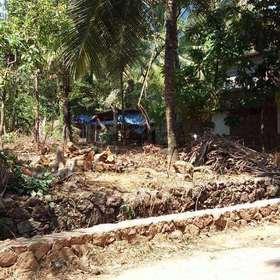 For sale 15 cents residential plot near Velur church
