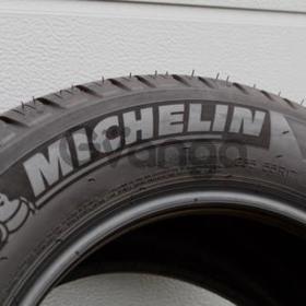Set of 235/55/17 X4 Michelin