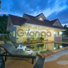Business for Sale, 4 fully furnished 4 bedroom pool villas Ao Nang