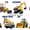 Fork lift and tlb training