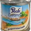 Peak Evaporated Full Cream Milk