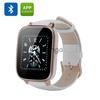 3D Screen Bluetooth Smart Watch (White)