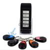 Wireless Key Finder Set with 5 Receivers