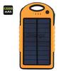 Rugged 12000mAh Solar Power Bank
