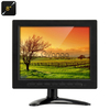 8 Inch TFT-LCD Monitor