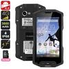 Huadoo HG04 Rugged Smartphone (Black)