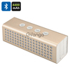 20W Bluetooth Speaker + Power Bank (Golden)