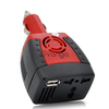 220V AC + 5V USB Car 150W Power Inverter