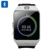 Uhappy UW1 Bluetooth Phone Watch (Sliver)