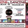 harana singing or dancing telegram