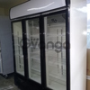 Upright Display Chiller (3doors)