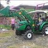 (BARE) Multi Purpose Farm Tractor Green Blue And red Color