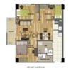 2 Bedrooms Condo for Sale at One Antonio Makati City