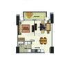 1 Bedroom w/balcony Condo for Sale at Serin East Tagaytay City