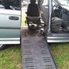 2006 dodge grand caravan se braun mobility wheelchair w/ dual front swivel seats $13,775