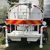 Euro-4 homan h3 water truck 4kl 6 wheeler sinotruk