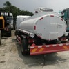 Euro-4 homan fuel tank-truck 4kl 6wheeer sinotruk