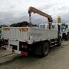 Homan h3 6 wheeler boom truck 3.2 tons 4x2 130hp euro iv