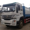 Homan h3 6 wheeler garbage compactor 5cbm 4x2 140 euro iv