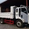 Homan h3 6 wheeler mini dump truck 6.5m³, 4×2 130hp
