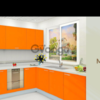 Modular kitchen in Greater Noida Interiors Designers