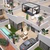 3 Bedroom Villa for Sale 0.93 a, Murcia, Santiago de La Ribera