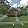 3 Bedroom House for Sale,Payton Street, Detroit, Cash Only