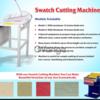 Fabric Swatch Cutters Manufacturers in India