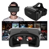 VR SHINECON Virtual Reality Headset 3D Glasses for Smartphone Black