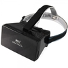 RITECH 3D VR Smart Phone 3D Glasses Private Theater for iPhone 6 / 5 Samsung HTC Black